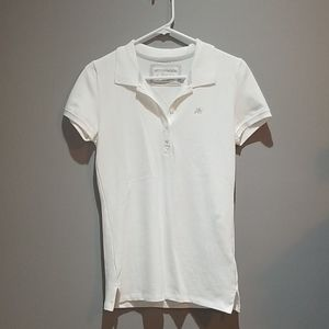 Aeropostale collared stretch polo NWOT
